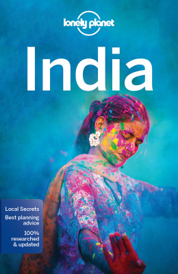 Indie (India) průvodce 17th 2017 Lonely Planet