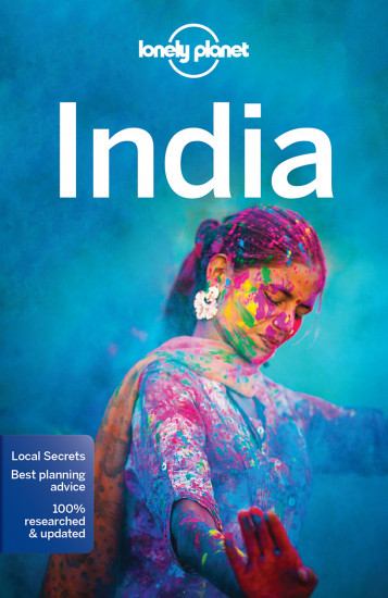 detail Indie (India) průvodce 17th 2017 Lonely Planet