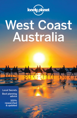 West Coast Australia 9th 2017 průvodce Lonely Planet