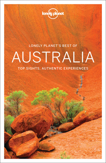 detail Best of Australia průvodce 2nd 2017 Lonely Planet