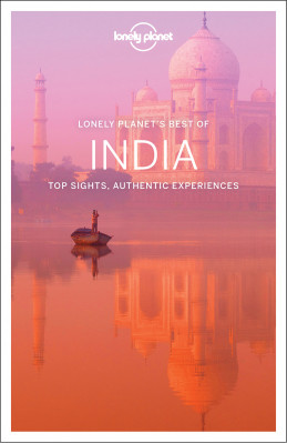 Best of India průvodce 1st 2017 Lonely Planet