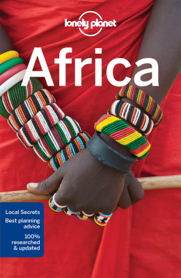 Africa průvodce 14th 2017 Lonely Planet