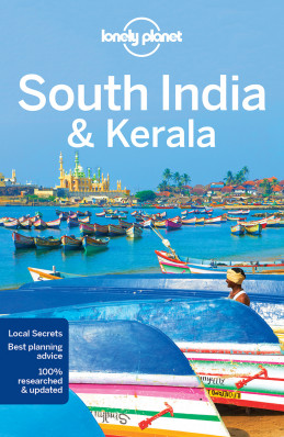 Jižní Indie (South India & Kerala) průvodce 9th 2017 Lonely Planet