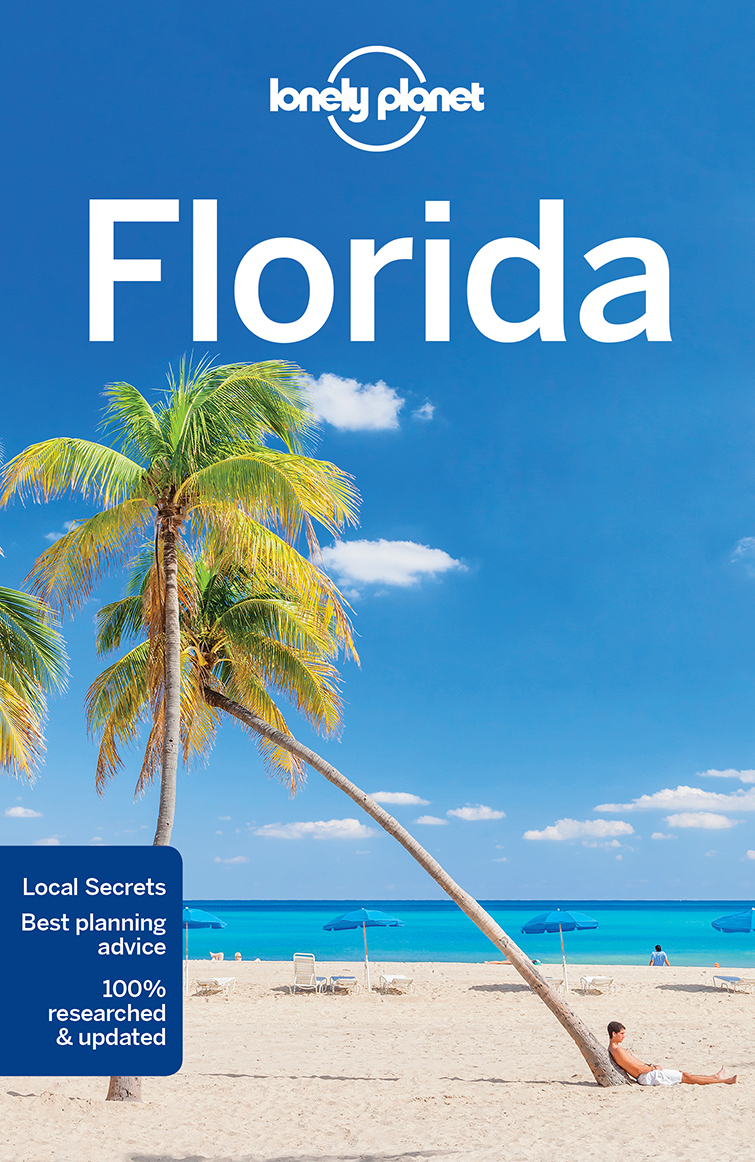 Florida průvodce 8th 2018 Lonely Planet