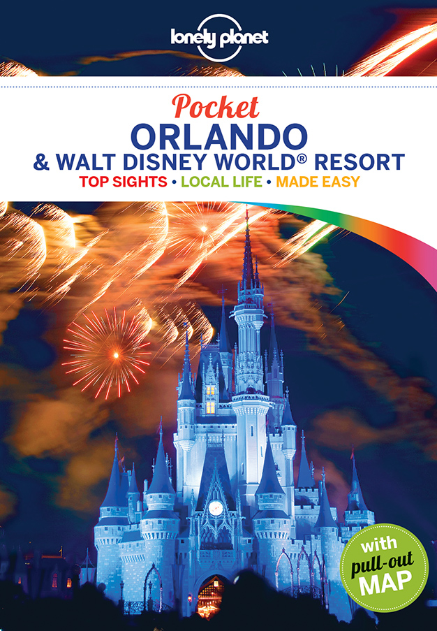 Orlando & Disney World kapesní průvodce 2nd 2018 Lonely Planet
