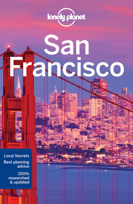 San Francisco průvodce 11th 2018 Lonely Planet