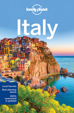 Itálie (Italy) průvodce 13th 2018 Lonely Planet