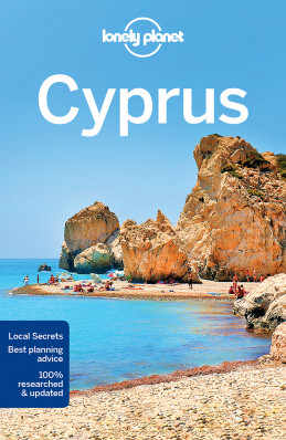 Kypr (Cyprus) průvodce 7th 2018 Lonely Planet