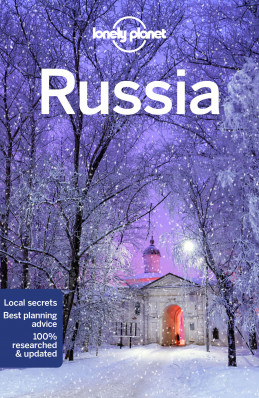 Rusko (Russia) průvodce 8th 2018 Lonely Planet
