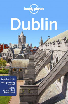 Dublin průvodce 11th 2018 Lonely Planet