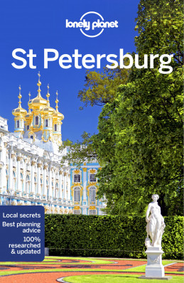 Petrohrad (St Petersburg) průvodce 8th 2018 Lonely Planet