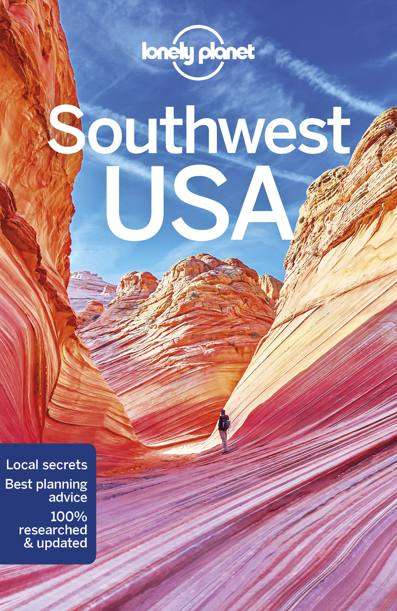 Southwest USA průvodce 8th 2018 Lonely Planet