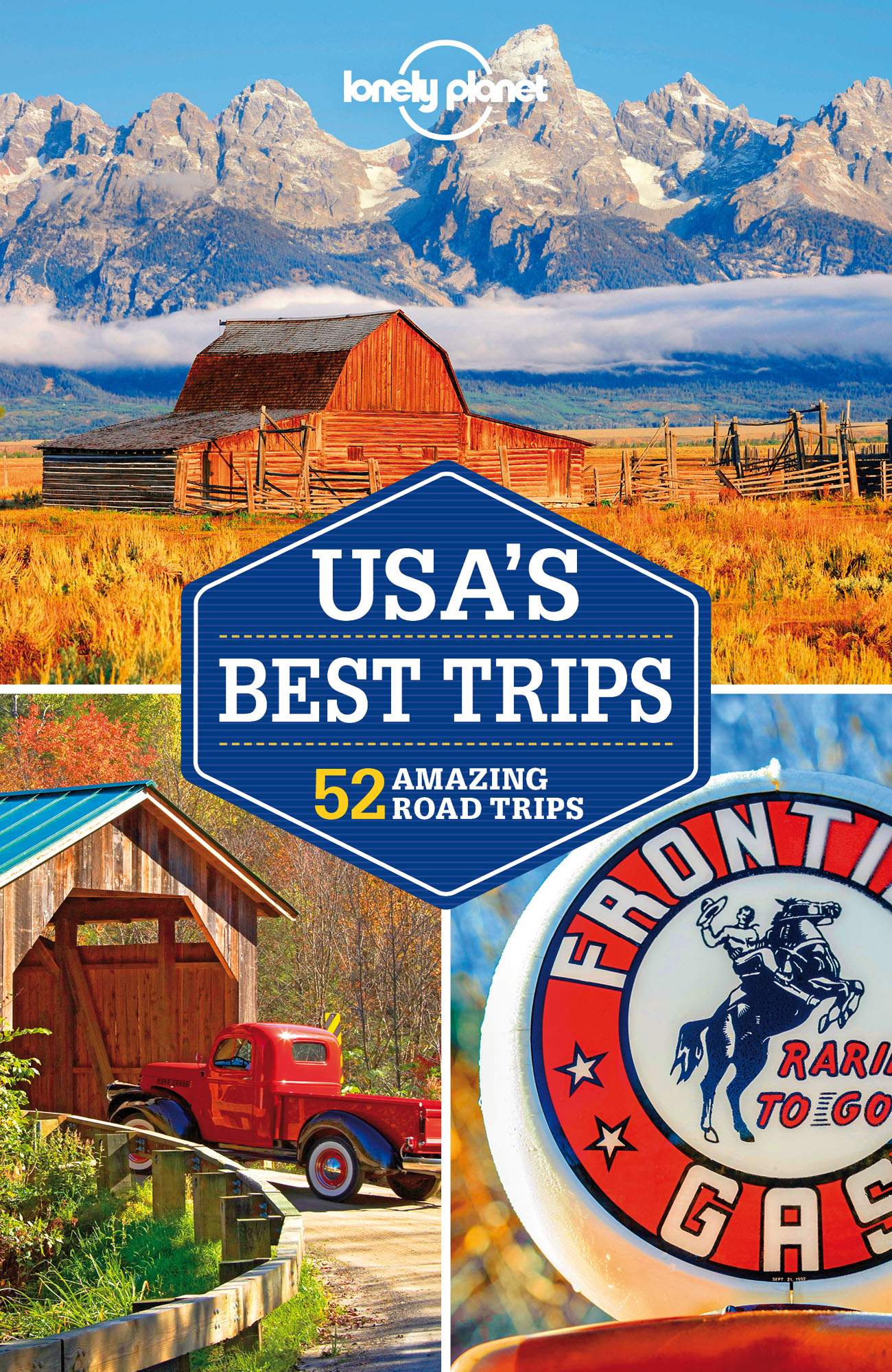 USA Best Trips průvodce 3rd 2018 Lonely Planet