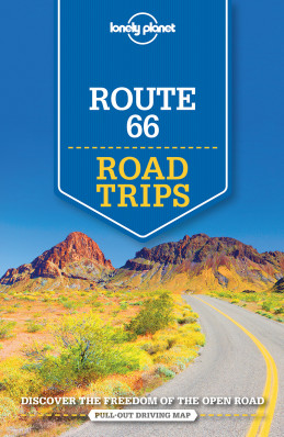 Route 66 Road Trips průvodce 2nd 2018 Lonely Planet
