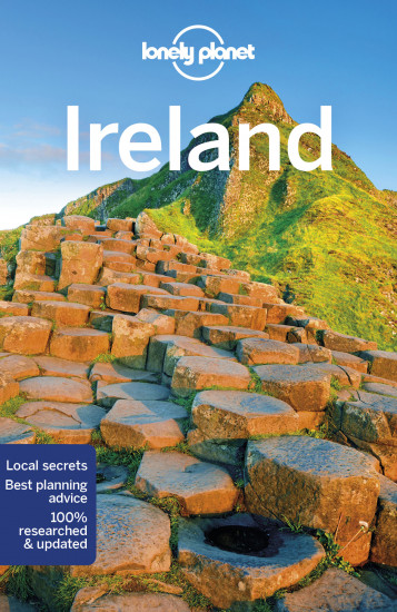 detail Irsko (Ireland) průvodce 13th 2018 Lonely Planet