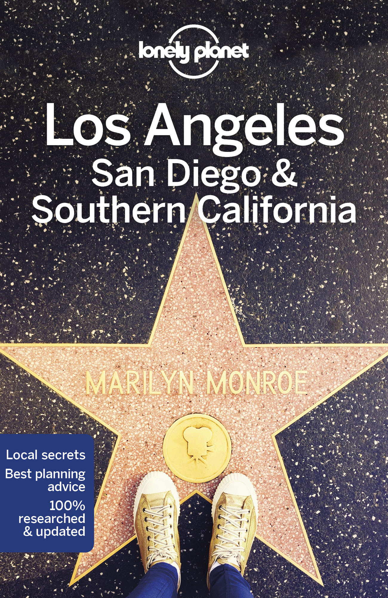 Los Angeles, San Diego & S. California průvodce 5th 2018 Lonely Planet