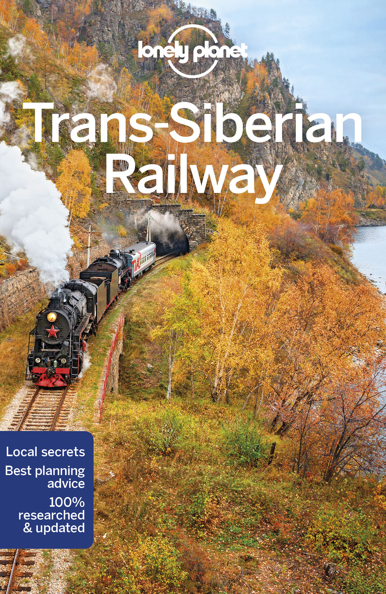 Trans-Siberian Railway průvodce 6th 2018 Lonely Planet