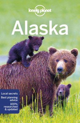 Aljaška (Alaska) průvodce 12th 2018 Lonely Planet