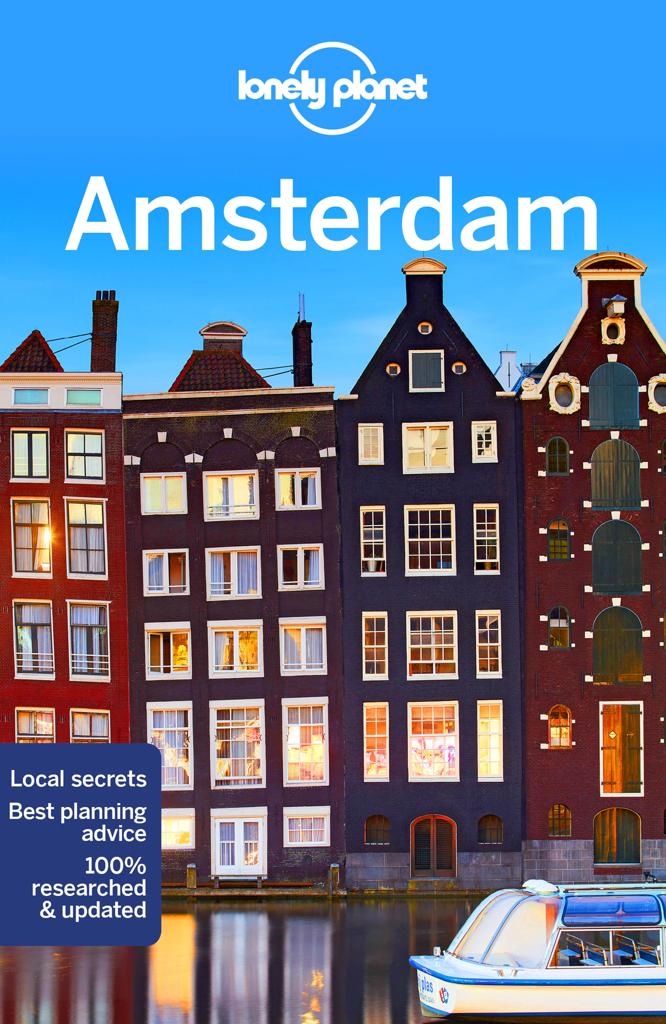 Amsterdam průvodce 11th 2018 Lonely Planet