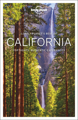 Best of California průvodce 1st 2018 Lonely Planet