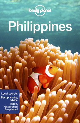 Filipíny (Philippines) průvodce 13th 2018 Lonely Planet