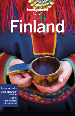 Finsko (Finland) průvodce 9th 2018 Lonely Planet