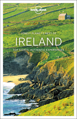 Best of Ireland průvodce 2nd 2018 Lonely Planet