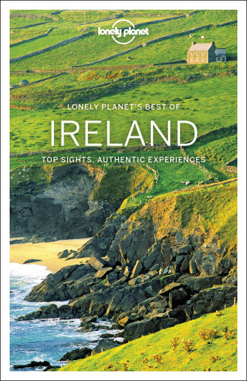 detail Best of Ireland průvodce 2nd 2018 Lonely Planet