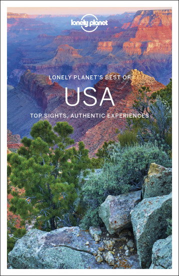 detail Best of USA 2nd 2018 Lonely Planet