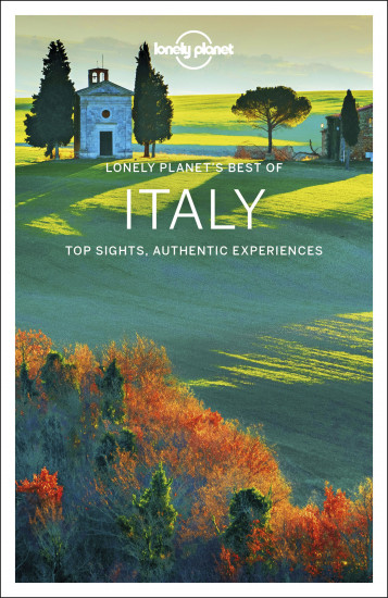 detail Best of Italy průvodce 2nd 2018 Lonely Planet