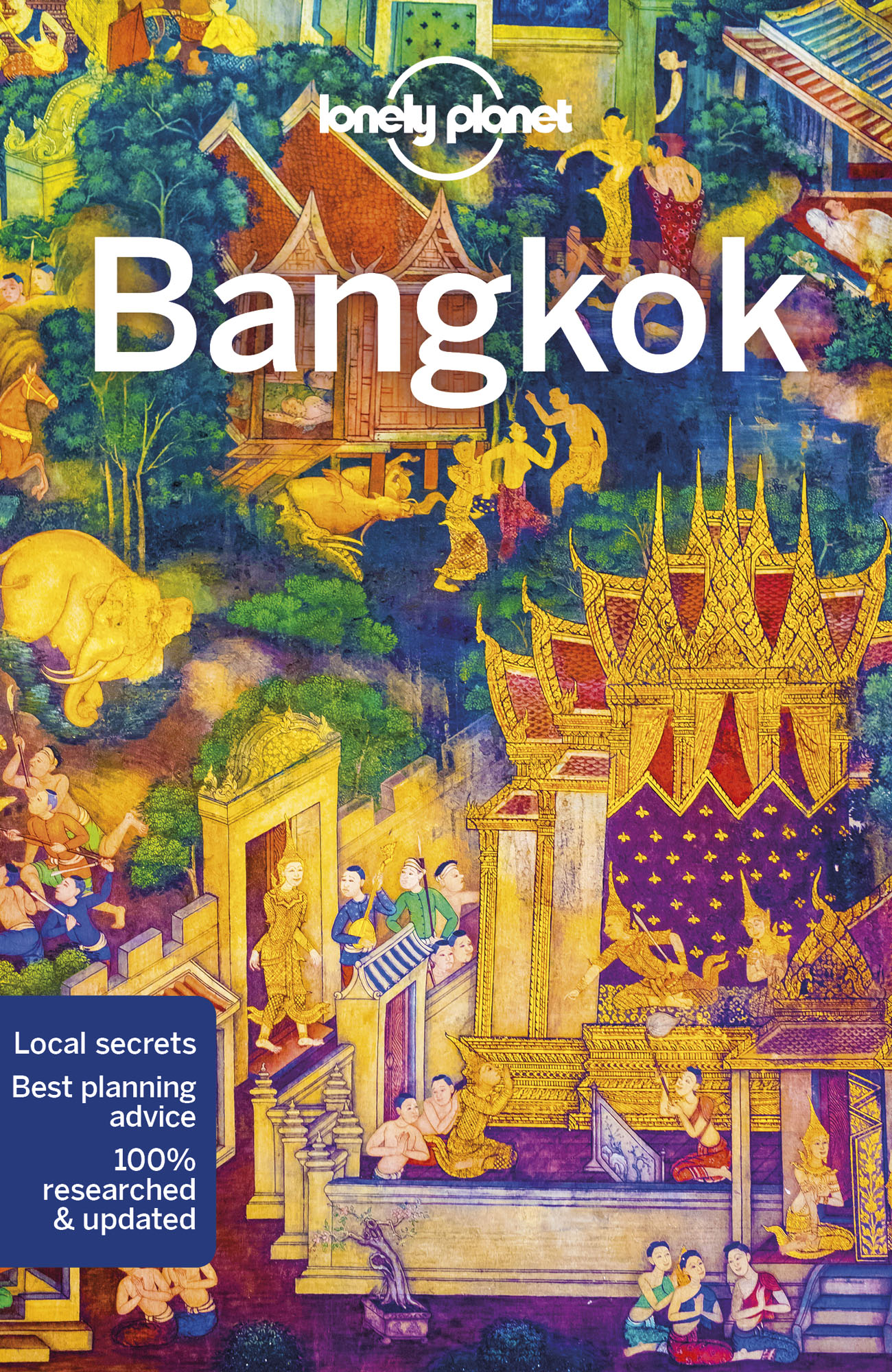 Bangkok průvodce 13th 2018 Lonely Planet