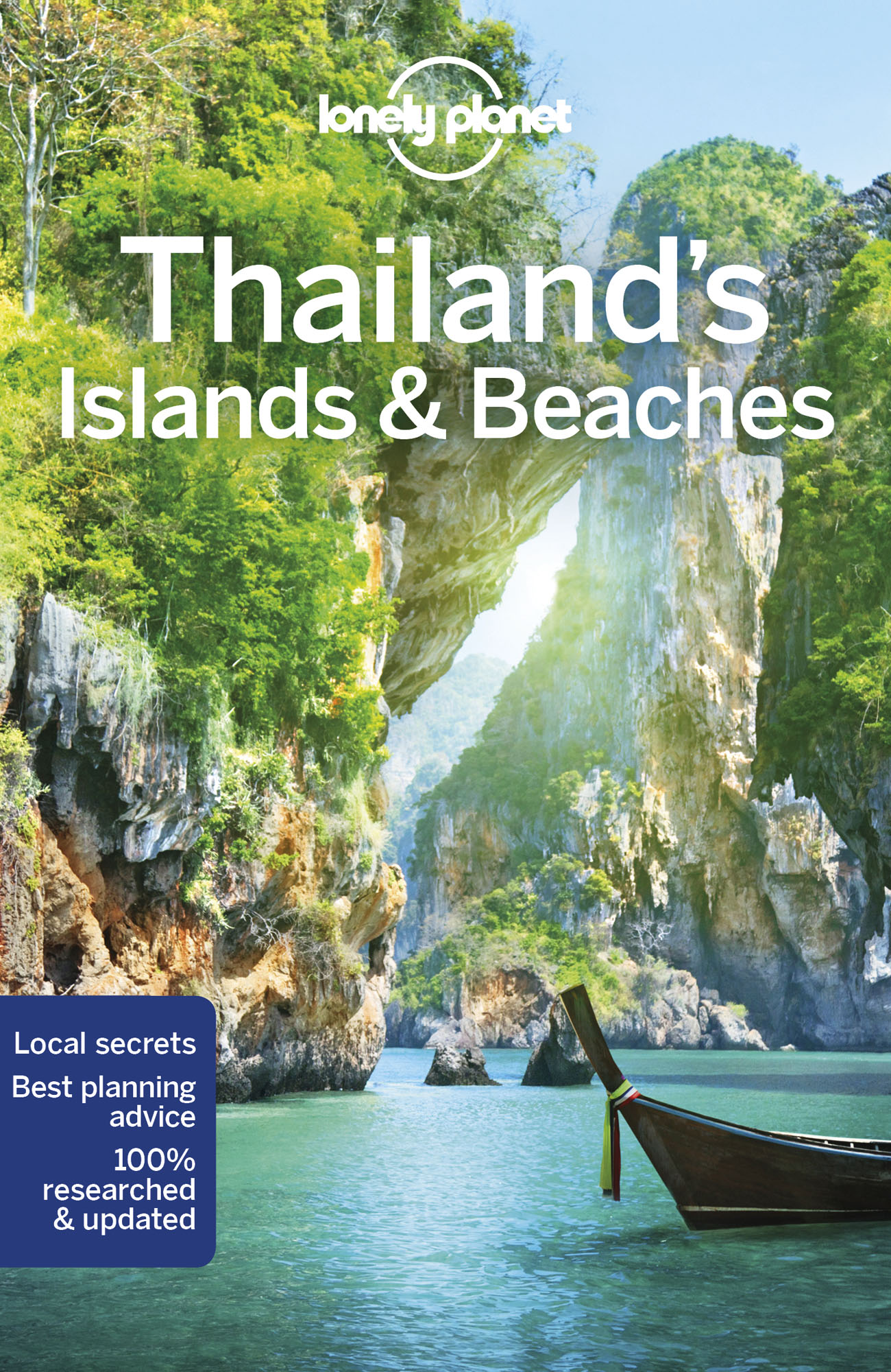 Ostrovy Thajska (Thailand´s Islands & Beaches) průvodce 11th 2018 Lonely Planet