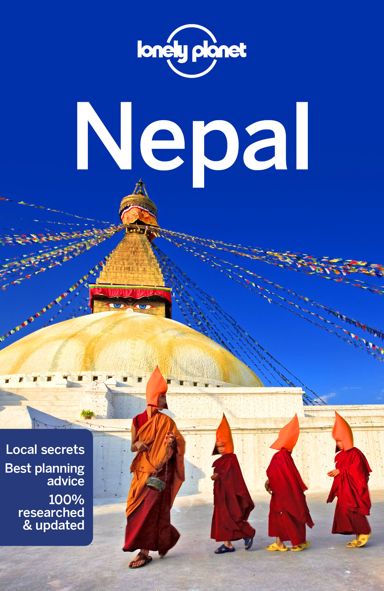 Nepal průvodce 11th 2018 Lonely Planet