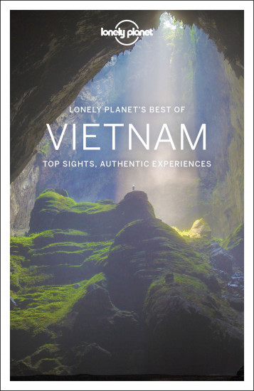 detail Best of Vietnam průvodce 2nd 2018 Lonely Planet
