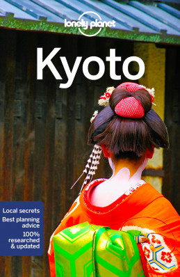 Kyoto průvodce 7th 2018 Lonely Planet