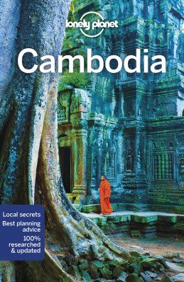 Kambodža (Cambodia) průvodce 11th 2018 Lonely Planet