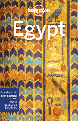 Egypt průvdoce 13th 2018 Lonely Planet