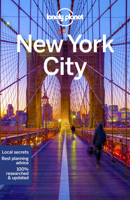New York City průvodce 11th 2018 Lonely Planet