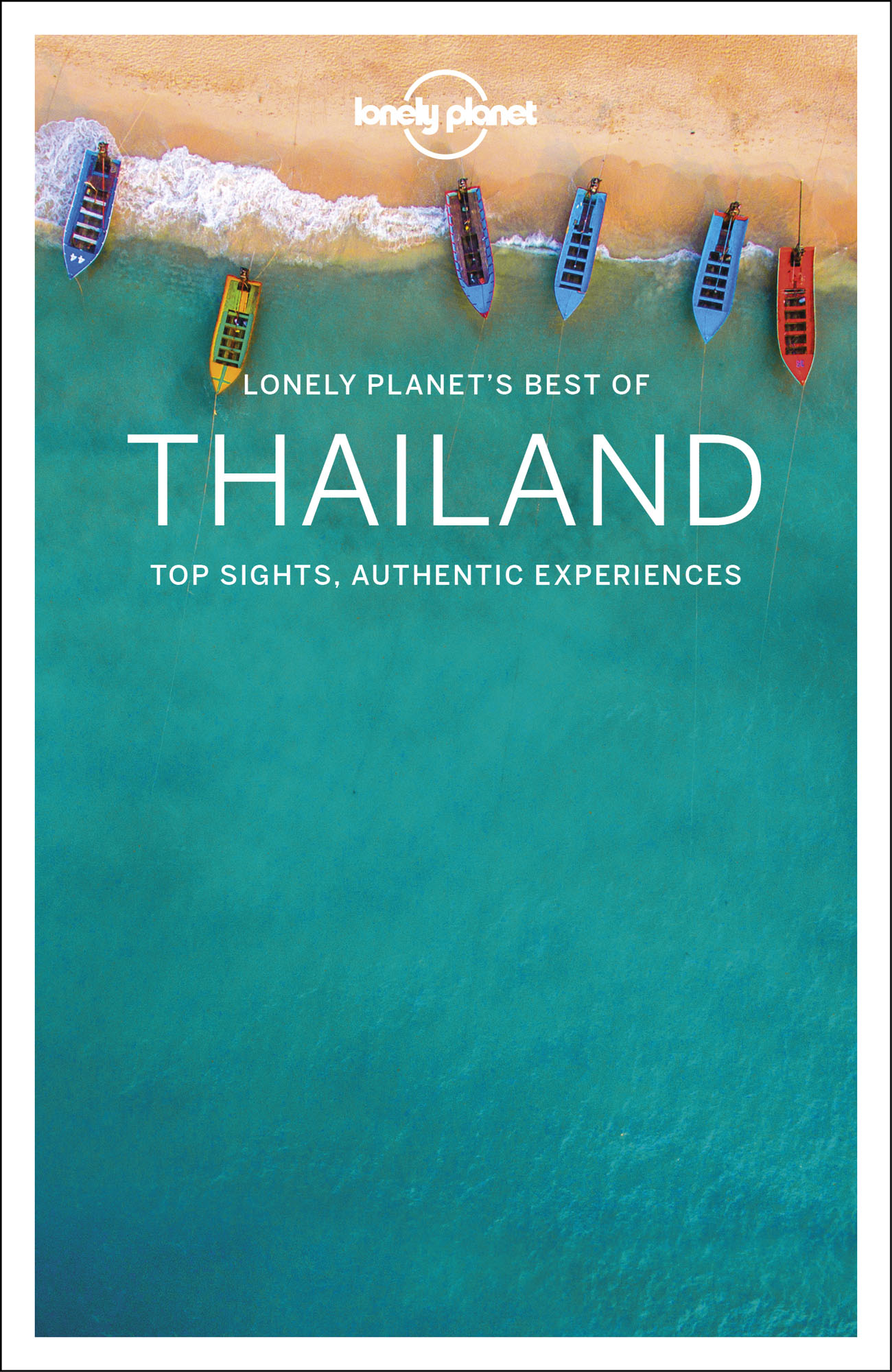 Best of Thailand průvodce 2nd 2018 Lonely Planet