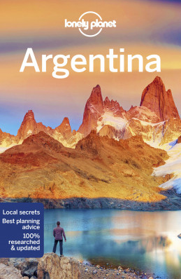 Argentina průvodce 11th 2018 Lonely Planet