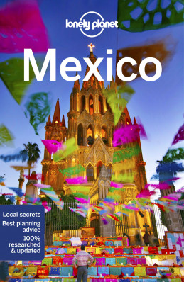 Mexiko (Mexico) průvodce 16th 2018 Lonely Planet