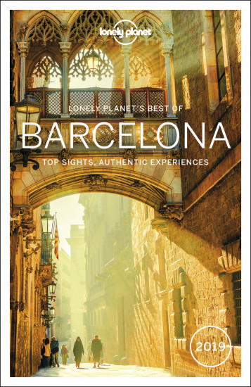 detail Best of Barcelona průvodce 3rd 2019 Lonely Planet