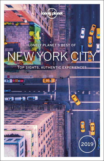 detail Best of New York City průvodce 3rd 2019 Lonely Planet