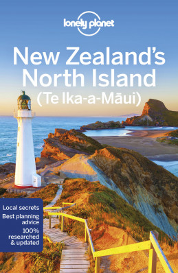 New Zealand North Island průvodce 5th 2018 Lonely Planet