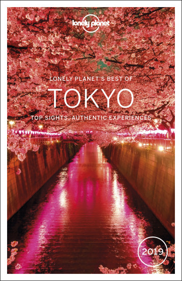 detail Best of Tokyo průvodce 2nd 2019 Lonely Planet
