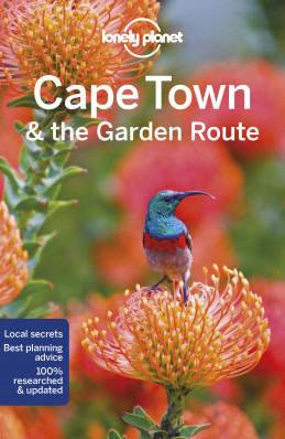 Cape Town & the Garden Route průvodce 9th 2018 Lonely Planet