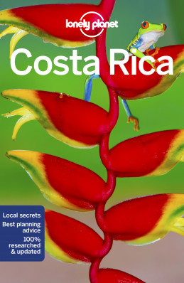 Kostarika (Costa Rica) průvodce 13th 2018 Lonely Planet
