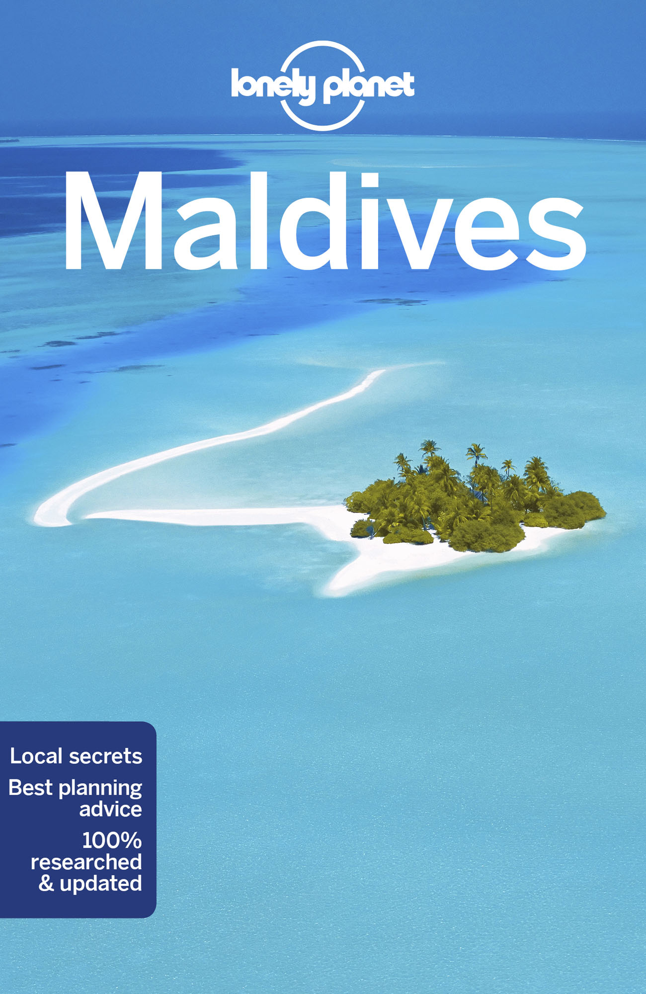 Maledivy (Maldives) průvodce 10th 2018 Lonely Planet