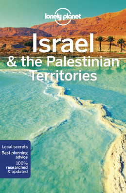 Israel & The Palestiniam Territories průvodce 9th 2018 Lonely Planet