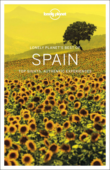 detail Best of Spain průvodce 2nd 2018 Lonely Planet